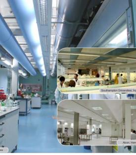 Laboratuvarlar ve Temiz odalar