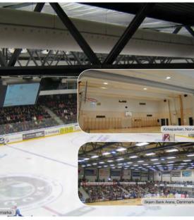 Spor ve Çok Amaçlı Salonlar